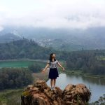 Batu Ratapan Angin Telaga Warna Dieng via Ni Made Sekar Putri Kartika