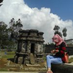 Candi Arjuna oleh Neng DilLa