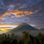 Golden Sunrise at puncak Sikunir Dieng via anton s franssis