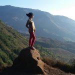 Menyaksikan Lanskap Dieng dan Tieng dari Sikunir via afifahiindah