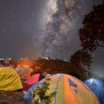 Milkyway Gunung Prau Dieng via @linggabinangkit