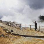 Kawah Sikidang Dieng via Rizky Adi