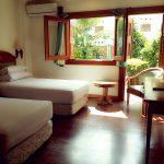 Twin Bed Hotel Kresna Wonosobo