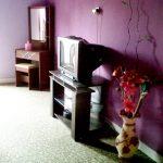 ruang TV Homestay Dieng Pass